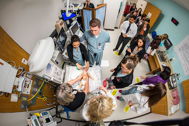 New in situ simulation program enhances role clarity in high-risk emergencies
