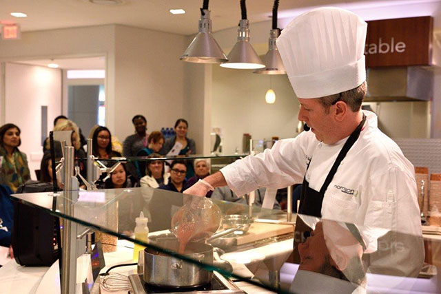 Learn how to Savor the Flavor of Eating Right at various Texas Children's events in March
