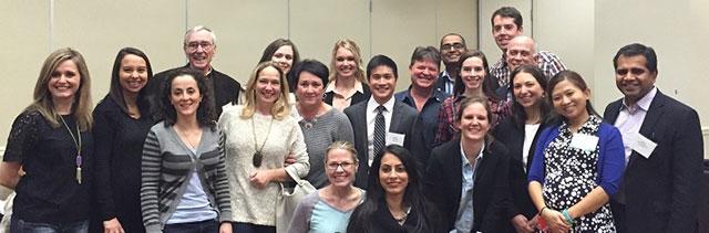 Drs. Canadas and Dunsky win poster award at SENTAC meeting