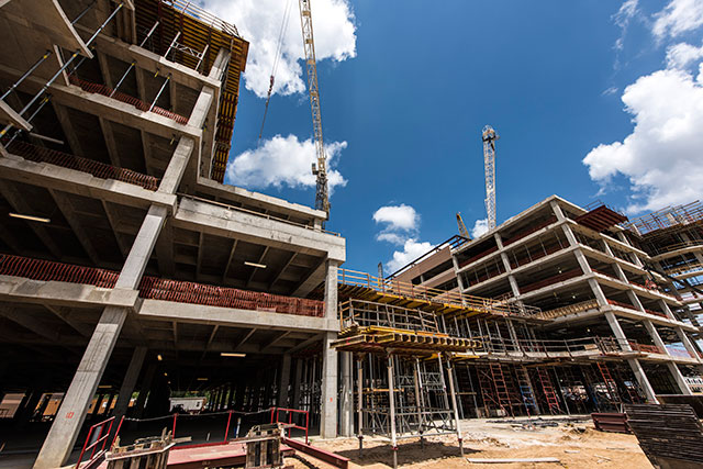 Texas Children's energy-efficient buildings reflect commitment to environmental sustainability