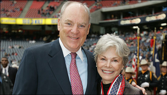 Robert and Janice McNair to serve as honorary chairs of Promise campaign