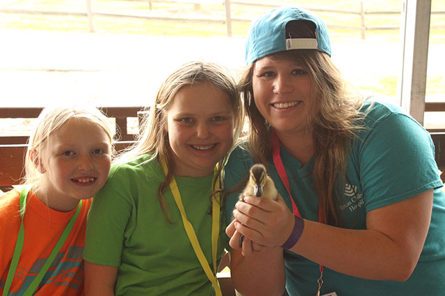 Camp Pump-It-Up hosts another successful weekend filled with fun