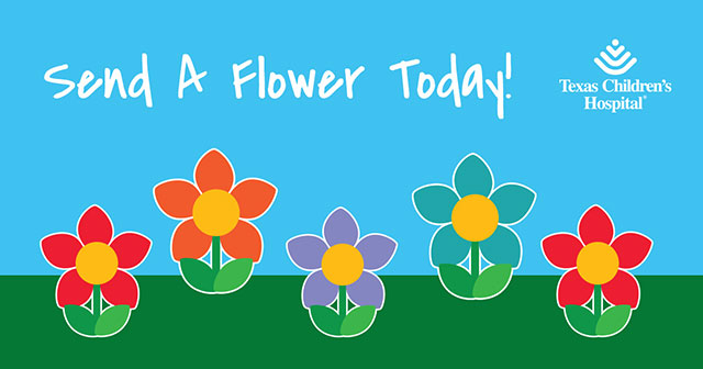 Help brighten a patient's rooms by donating to the May Flowers fundraising drive today