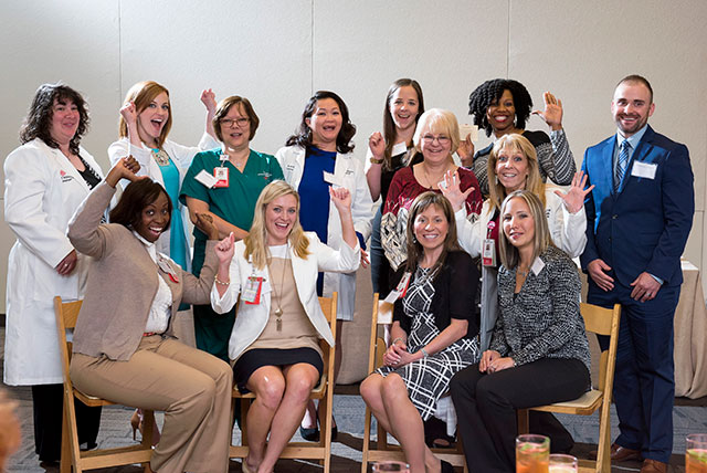 Nurses Week celebrates the hard work, accomplishments of Texas Children's 3,000+ nurses