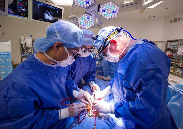 Texas Children's Hospital earns American College of Surgeons Level 1 Children's Surgery Center Verification