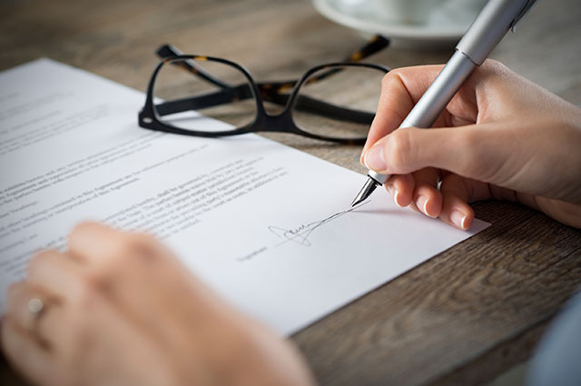 Have your will written or amended for free during Free Wills Month in May