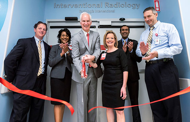 New Interventional Radiology Suite opens at Texas Children's Hospital West Campus