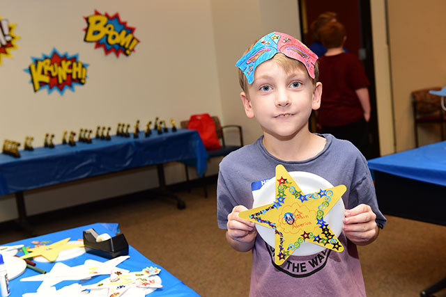 Patients and families celebrate at Texas Children's Hospital's Craniosynostosis Reunion