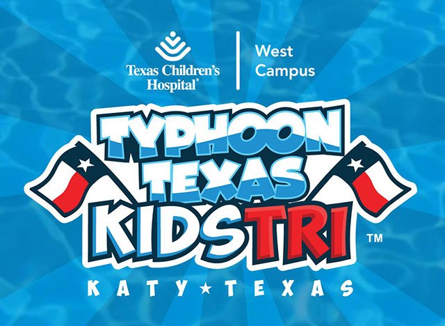 Typhoon Texas Kids Tri deemed a huge success