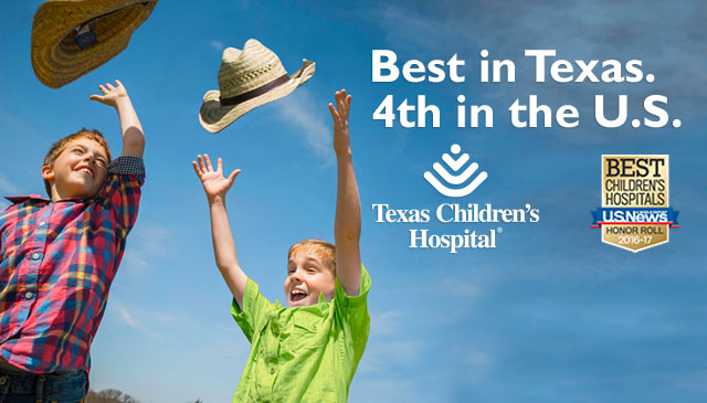 U.S. News rankings: Eight Texas Children's services make gains or maintain top spots