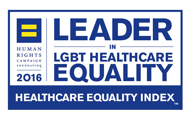 """Texas Children's named as """"Leader in LGBT Healthcare Equality"""""""