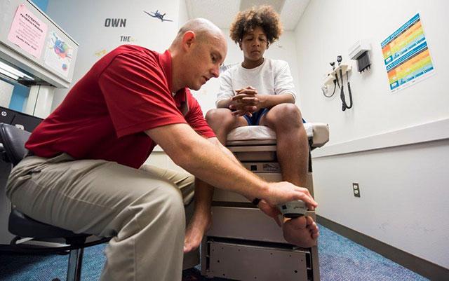 Adolescent Medicine & Sports Medicine Section experiences growth