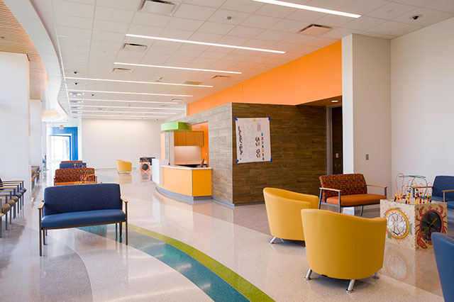 Finishing touches being put on outpatient facility in The Woodlands