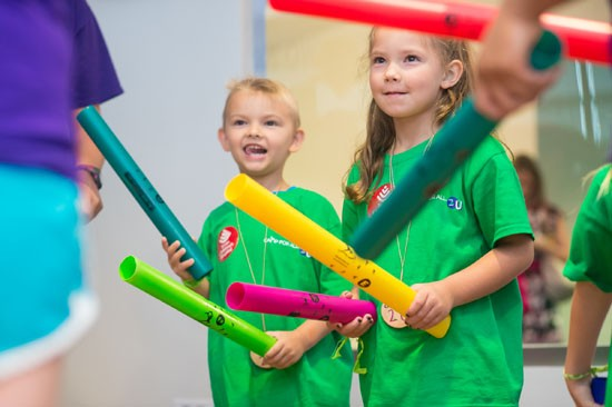Camp For All 2 U brings joy to children and their families