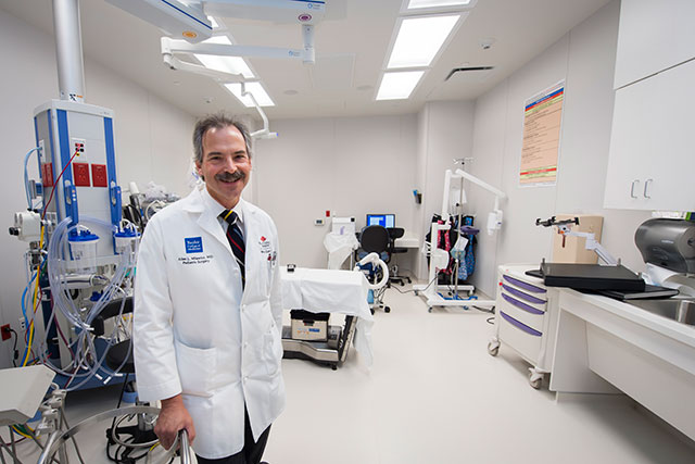 West Campus expands hospital's perioperative suite