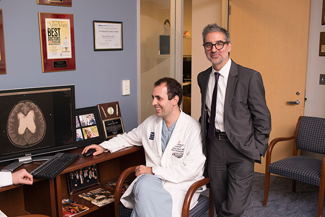 Chief of neurosurgery shares enthusiasm, vision for Texas Children's neurosurgery program