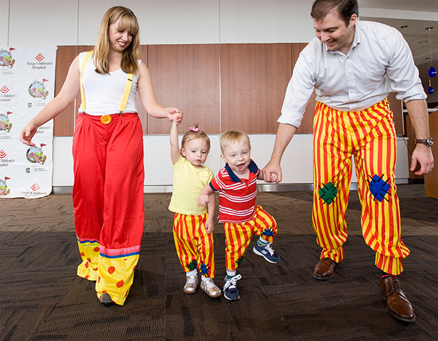 Bad Pants Day honors contributions of Texas Children's neonatal nurses