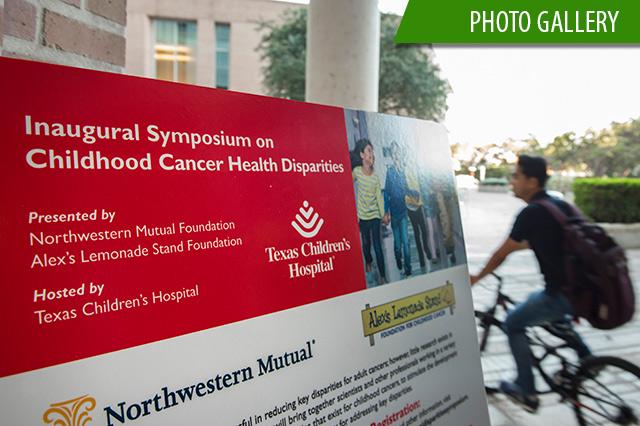 Cancer Center hosts inaugural Pediatric Cancer Disparities Symposium