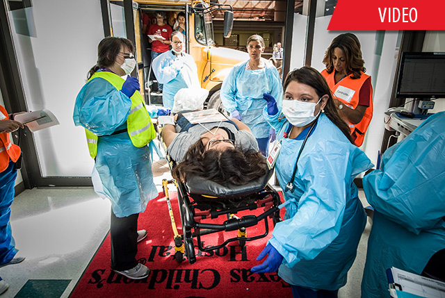 Texas Children's, HFD, and HPD mass casualty exercise highlights successes, opportunities for improvement