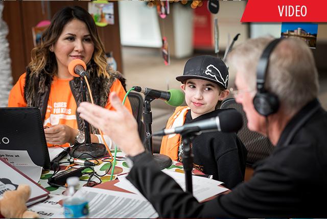 2016 Texas Children's Radiothon raises more than half a million dollars