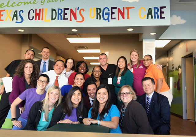 Texas Children's opens seventh Urgent Care location