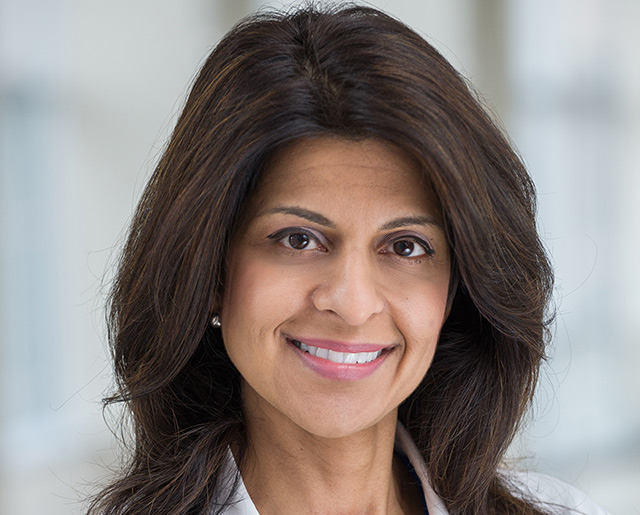 Mahmood named to leadership role within the American Institute of Ultrasound Medicine