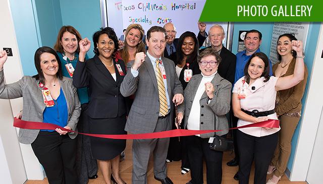 Texas Children's Specialty Care Bellaire opens doors