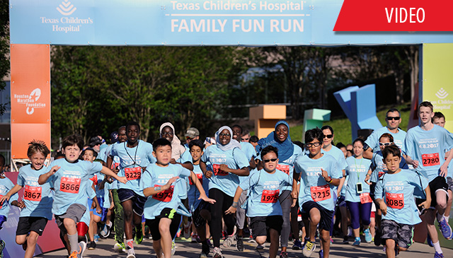Fifth annual Family Fun Run draws 3,500 plus participants