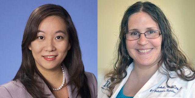 Two NRI researchers awarded prestigious research scholarships from the AAN