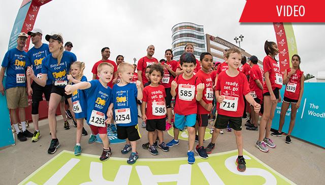 Inaugural Fun Run at Texas Children's Hospital The Woodlands draws 1,500 participants