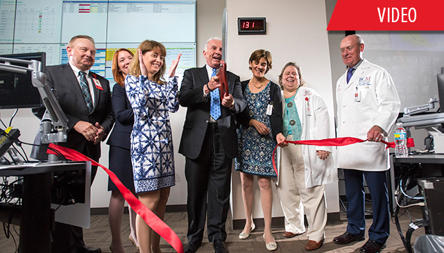 Texas Children's improves transfer process with opening of Nerve Center