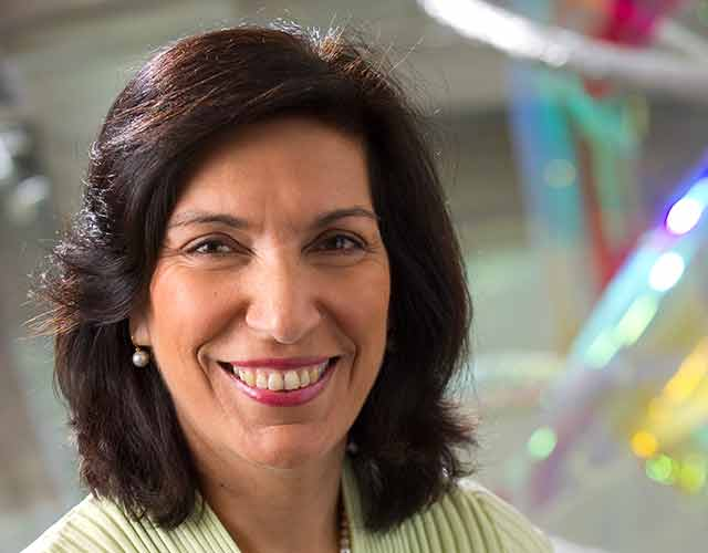 Zoghbi receives the 2017 Switzer Prize