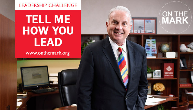 Take the leadership challenge, and score a spot at a Houston Texans event!