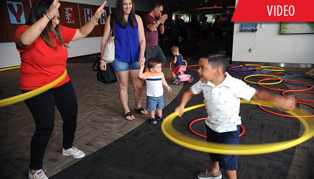 Texas Children's NICU reunion brings patient families, staff together