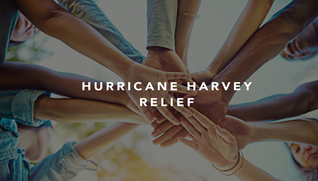 Guidelines around giving and receiving help related to Hurricane Harvey