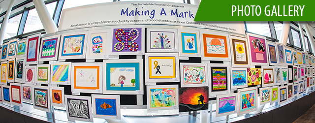 Making A Mark exhibit on The Auxiliary Bridge until October 27