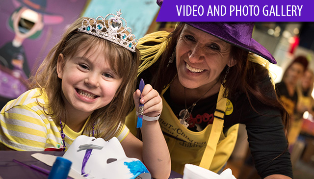 Texas Children's offers patients a spooktacular Halloween