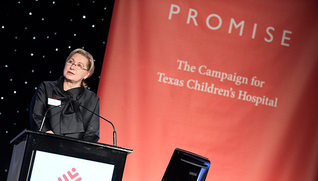Promise Campaign reaches fundraising milestone