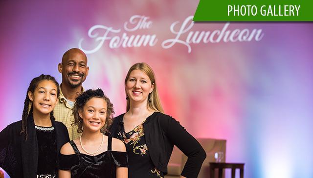 Texas Children's Cancer Center focus of Forum Luncheon