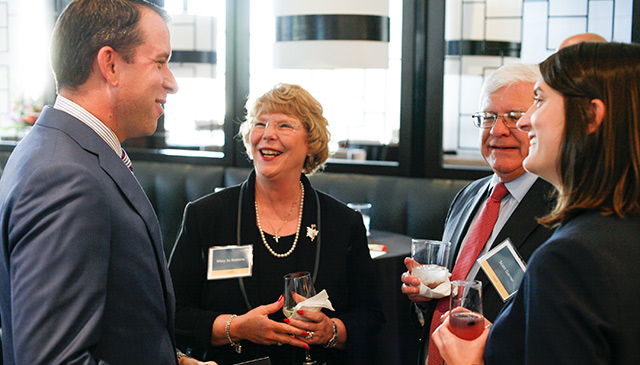 Leaders gather to discuss long-term care of Texas Children's patients