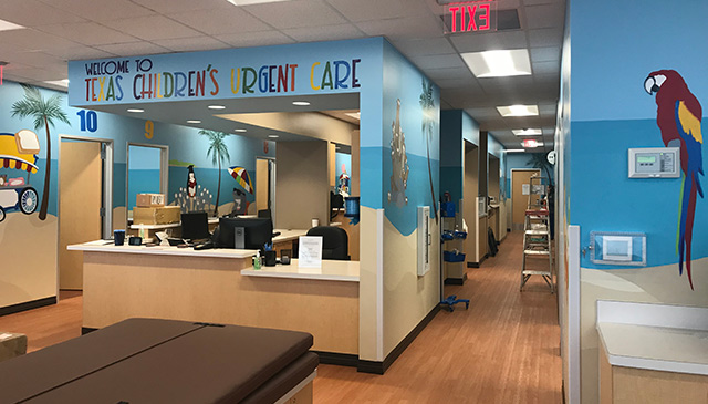 Texas Children's opens ninth urgent care location
