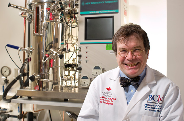 Center for Vaccine Development awarded grant for Chagas Disease Vaccine