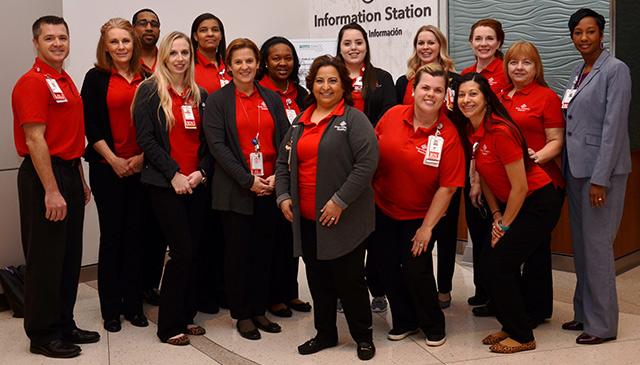 Magnet® re-designation site visit a success at Texas Children's