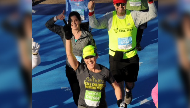 Children's running team brings in close to $30,000