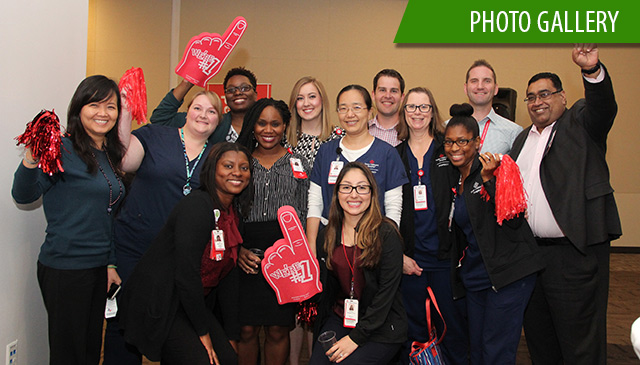 Check out Texas Children's new way of welcoming new employees