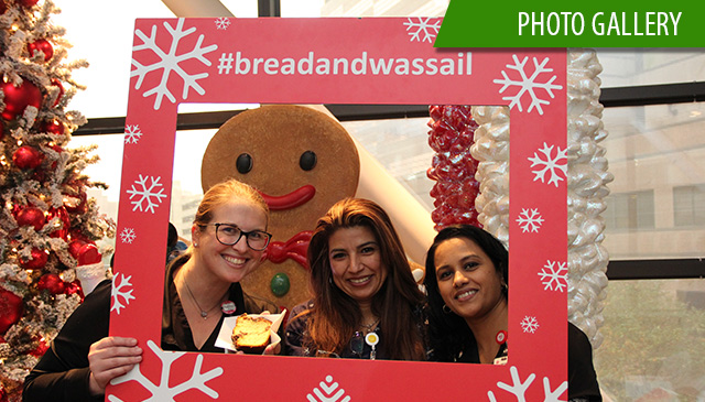 Bread and Wassail event brings fun to everyone