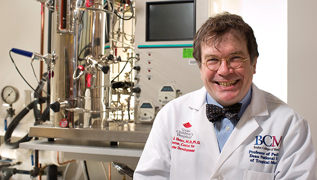 Dr. Peter Hotez appointed to U.S.-Israel Science Foundation Board