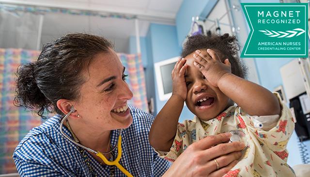 Texas Children's achieved Magnet® re-designation for nursing excellence