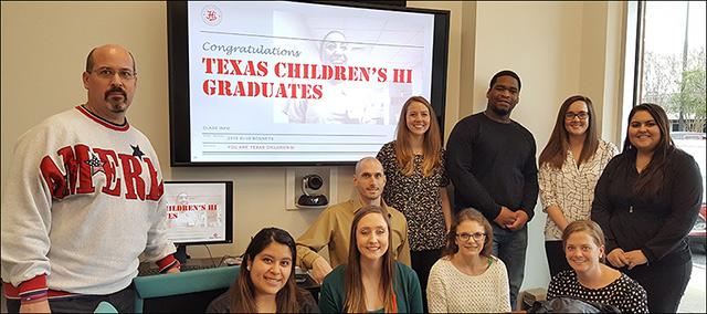Texas Children's welcomes new staff in Austin