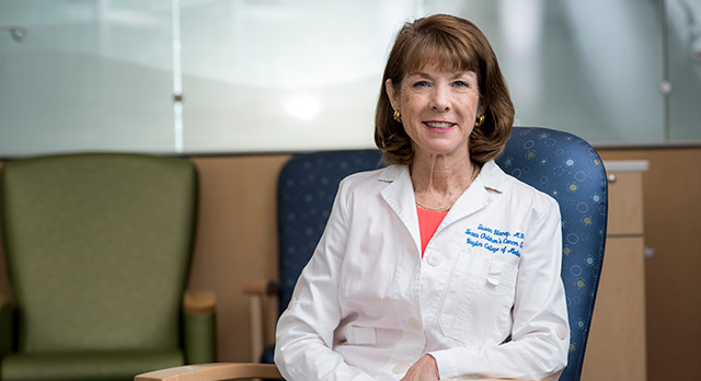 Blaney receives award from National Cancer Institute